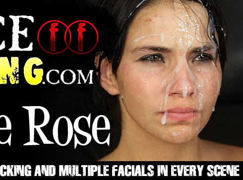 FaceFucking.com Sindee Rose Video